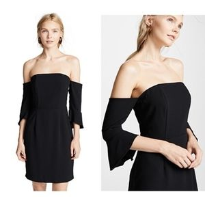 NEW Cupcakes & Cashmere | Lexy Off Shoulder Dress